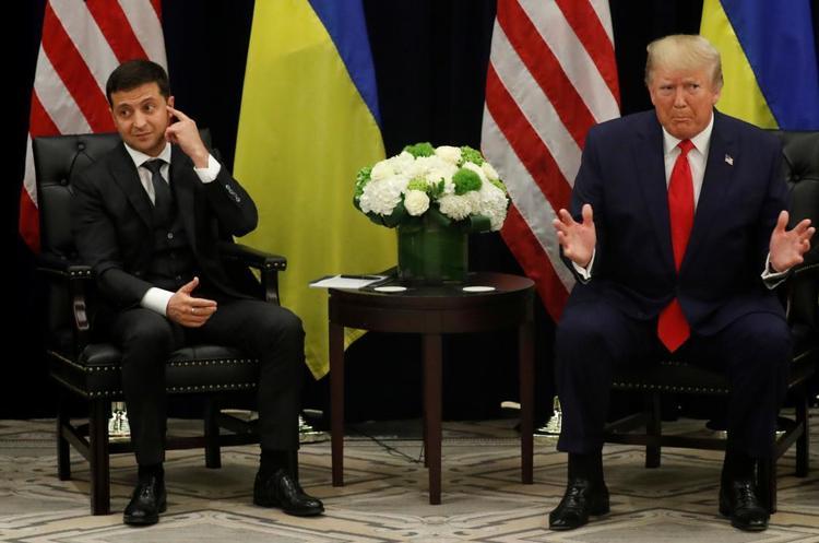 Зустріч Зеленського з Трампом – стенограма брифінгу