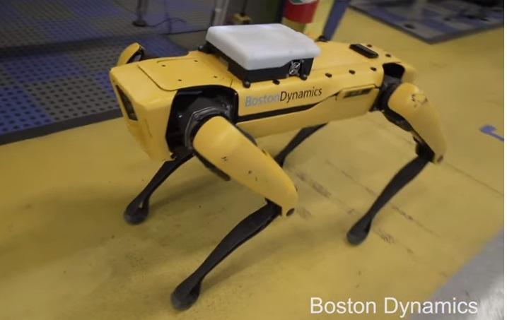 Робособаки від Boston Dynamics надійшли в продаж (ВІДЕО)