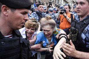 В Москві сьогодні пройде масштабна акція протесту опозиції