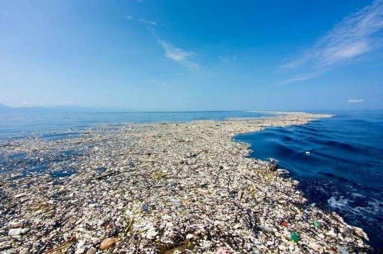 Учені виявили щонайменше 450 сміттєвих островів у Чорному морі
