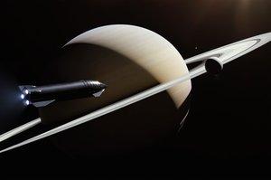 Маск показав новий прототип міжпланетного корабля