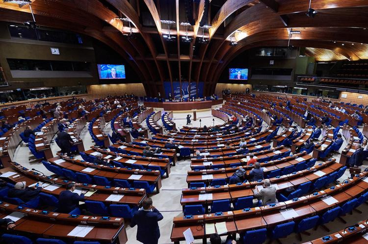 Макрон нагадав Росії про її зобов'язання перед Радою Європи