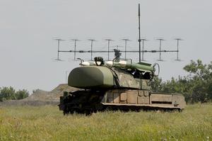 Українські ракетні війська почали навчання з бойовою стрільбою