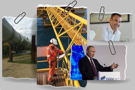 Сім днів нафти й газу: зміна топів у глобальних корпораціях, кліматичні виклики як мірило успішності та «новий вектор Путіна»