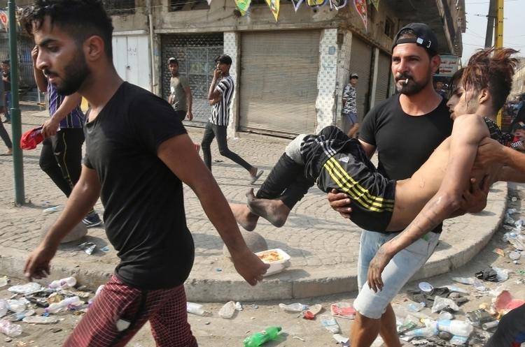 Ірак у вогні протестів: понад сотню вбитих, більш ніж 6000 постраждалих