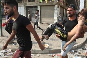 Ирак в огне протестов: больше сотни убитых, свыше 6000 пострадавших