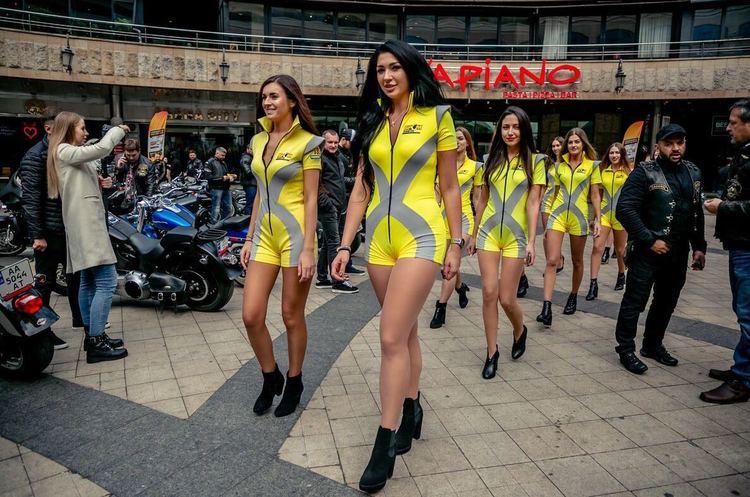 БРСМ-Нафта та Harley-Davidson® Kyiv пліч-о-пліч відсвяткували закриття байкерського сезону в стилі Pocker Run