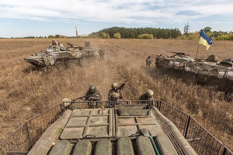 При розведенні сил «сіра зона» може розширитись підконтрольними Україні пунктами