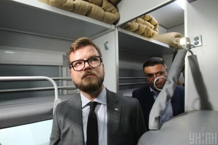 Инновации на рельсах: догонит ли «Укрзализныця» ЕС и Азию