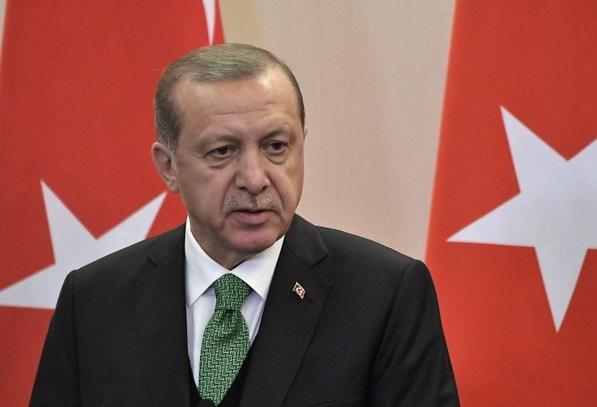 Ердоган оголосив про те, що Туреччина починає військову операцію в Сирії