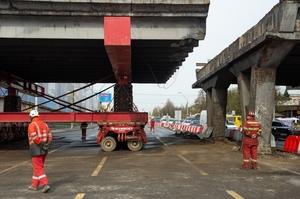 КМДА збільшила кошторис ремонту Шулявського мосту до 1 млрд грн