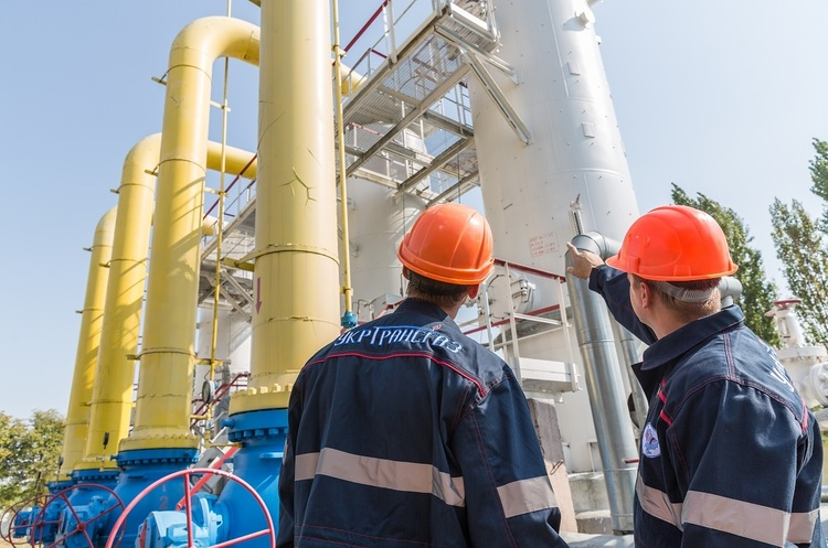 Іноземні компанії зберігають в українських ПСГ 2,3 млрд кубометрів газу