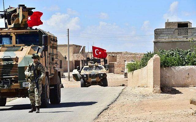 Туреччина повідомила про ліквідацію 228 терористів в межах своєї операції в Сирії