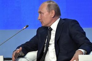 Путін заявив,що Зеленський не може забезпечити розведення сил