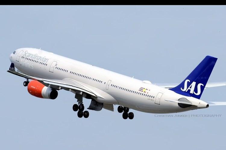 Scandinavian Airlines після тривалої перерви повертається в Україну