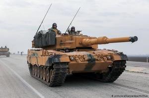 Німеччина блокує експорт озброєнь до Туреччини через операцію в Сирії