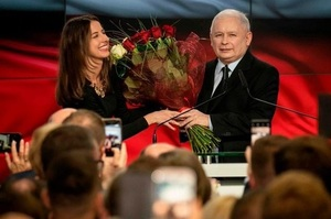 Польща: правляча партія Качинського перемагає на виборах і зберігає владу