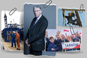 Семь дней нефти и газа: фактор Польши, «бабушки» против сланцевого газа, медленный энергетический переход и контролируемый блэкаут в Калифорнии