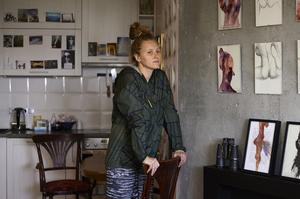 В гостях у художницы Марии Куликовской