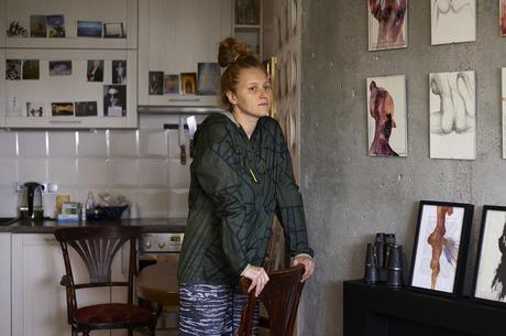 В гостях у художниці Марії Куликовської