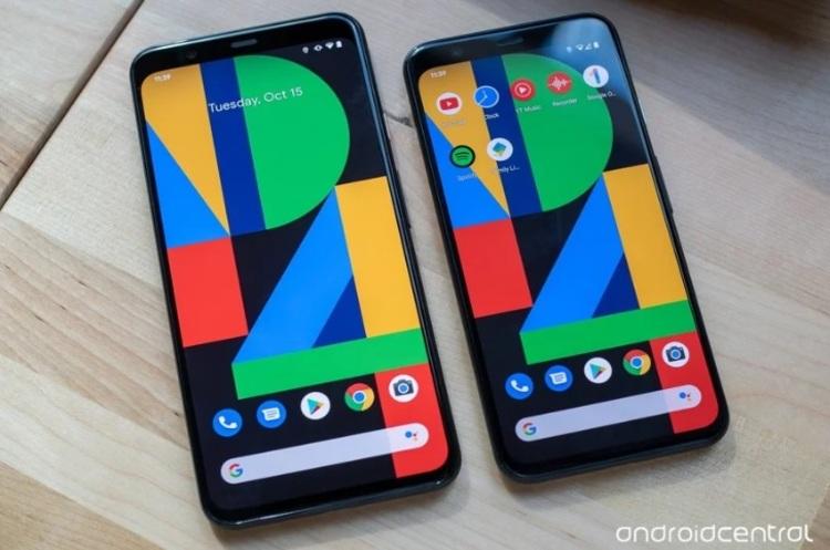 Смартфон з радаром: Google представила Pixel 4 і новий ноутбук