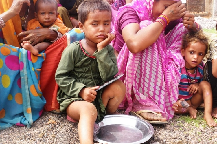Глобальний індекс голоду: Україна в списку «найситіших» країн
