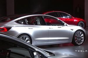 Tesla отримала офіційний дозвіл на виробництво електрокарів у Китаї