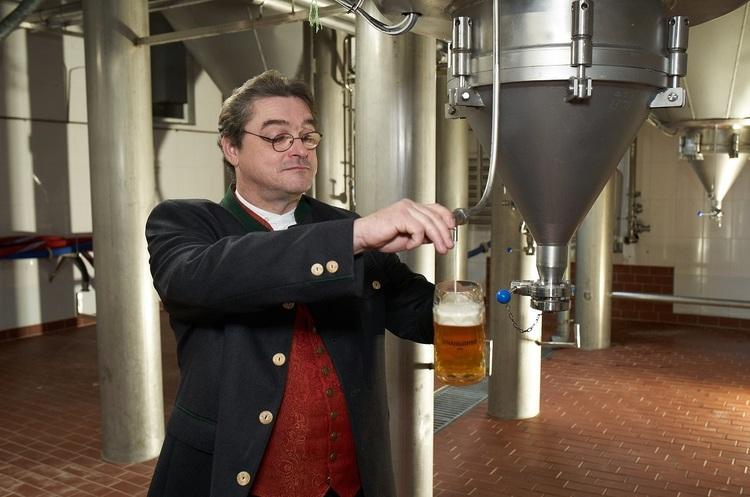 Украину впервые посетил мировой эксперт в вопросах пивоварения – доктор Геррит Блюмельхубер