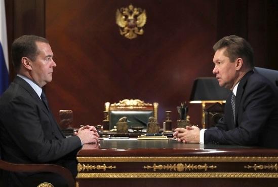 «Газпром» укладе транзитний контракт з Україною, тільки якщо вона зніме судові претензії