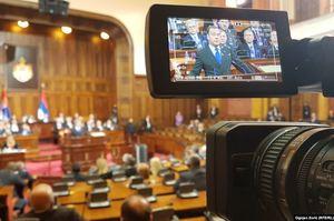 Медведєв у Сербії анонсував підписання угоди про вільну торгівлю Белграда з ЄАЕС