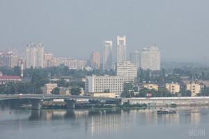 У Києві зашкалює рівень забруднення повітря у ці вихідні