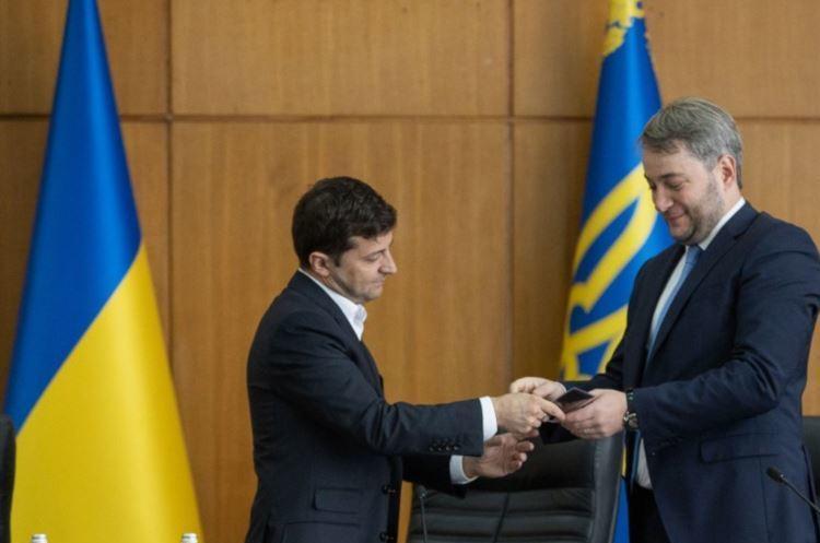 Голова Київської ОДА подав у відставку без пояснення причин