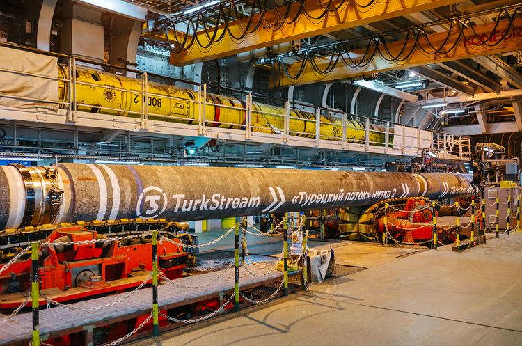 Болгария начала строить инфраструктуру для транзита газа по второй ветке «Турецкого потока»