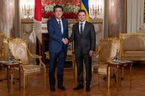 Обсяг інвестицій Японії у розвиток інфраструктури України за п'ять років сягнув $1,8 млрд – Зеленський