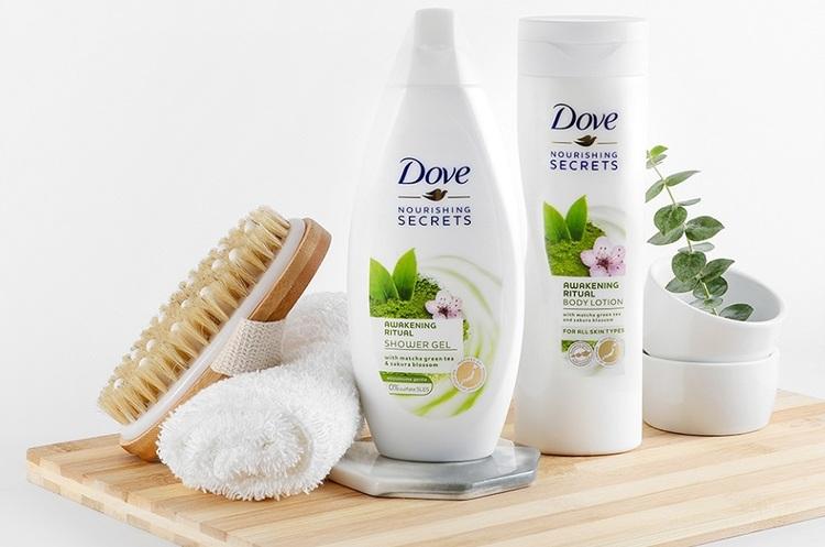 Dove буде продавати свою продукцію в пляшках на 100% з переробленого пластику