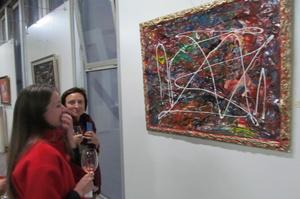 Вернісаж місяця: навіщо відвідувати виставку живопису Клаудіо Росаті