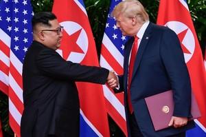Кім Чен Ин заявив, що між ним та Трампом особливі «відносини»