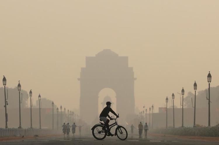 Перевищення норми забруднення повітря зафіксовано в п'яти містах України - ДСНС