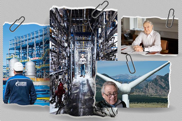 Сім днів нафти і газу: вітропарк магната, викриття ExxonMobil, плітки проти Сороса і смерть у Tesla