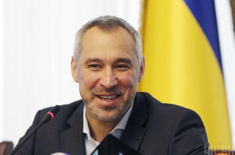 Рябошапка просить ВР позбавити недоторканності одного з депутатів – Разумков