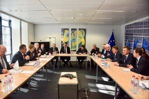 4-й раунд газових переговорів у Брюсселі завершено: Єврокомісія розчарована