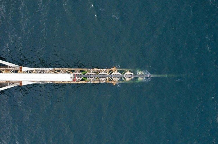 Данія дозволила будівництво «Північного потоку-2» в своїх водах