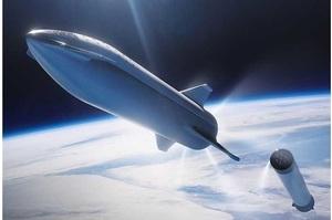 У SpaceX назвали ціни на польоти на ракеті Starship у межах Землі
