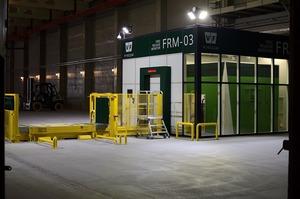 На ЧАЕС розпочались випробування установки для очищення забруднених радіацією матеріалів