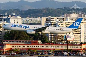 Міжнародний авіахолдинг IAG купив іспанську Air Europa за мільярд євро