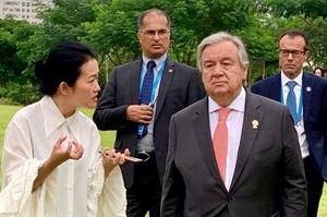 Глава ООН закликав більше не субсидувати вугільні електростанції