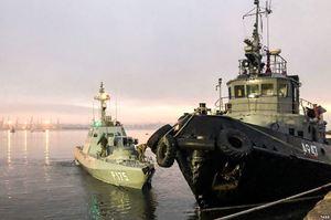 Україна вимагає в Росії повернути свої кораблі, арештовані в Керченській протоці