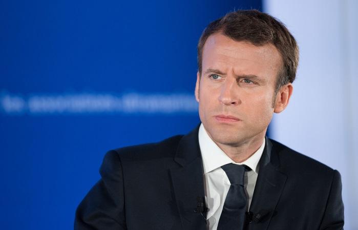 Українське МЗС викликало посла Франції для роз'яснення слів Макрона про мігрантів