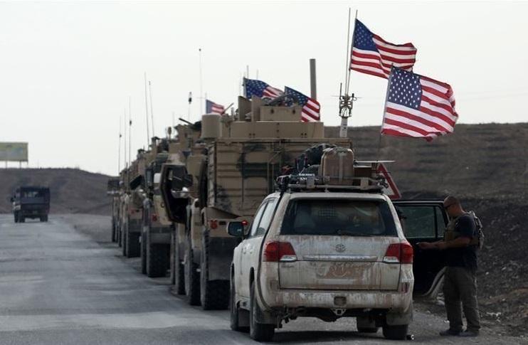 США почали будівництво двох військових баз в районі нафтового родовища в Сирії