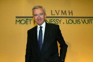 Власник Louis Vuitton Бернар Арно посунув Білла Гейтса у рейтингу найбагатших людей світу